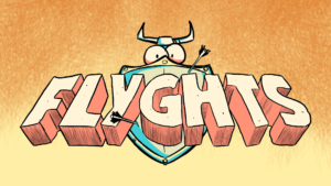 Logo gry Flyghts