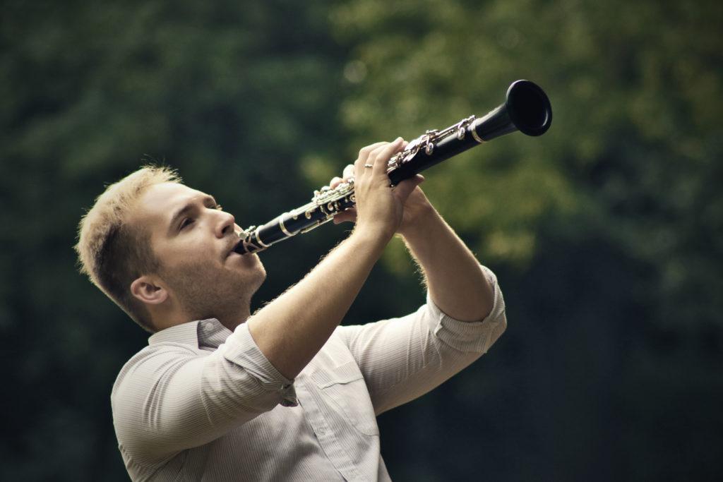 Beniamin Baczewski clarinet